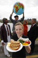 Irish pubs meet the world