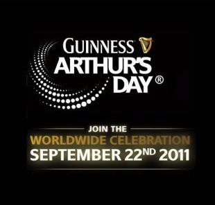 arthur's day logo