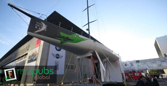 picture of the green dragon yacht